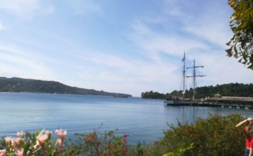 Nog geen sailmail van Esther